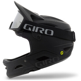 Giro Switchblade Mips Fietshelm zwart